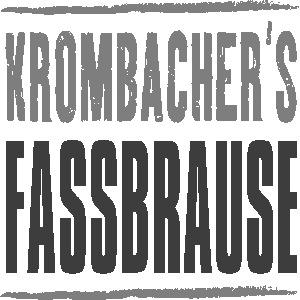 Krombacher FassBrause Logo